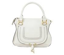Handtasche 'Marcie Top Handle Medium' Natural White