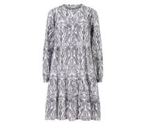 Baumwoll-Kleid 'Elvira' mit Paisleymuster