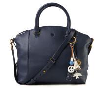Handtasche 'Peace Satchel' Blau