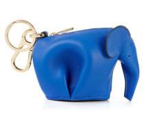 Schlüsselanhänger 'Elephant' Blau