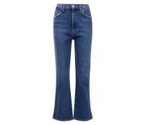 High-Rise Jeans 'Pinch Waist'