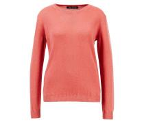 Cashmere-Pullover 'Antonella' Koralle