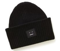 Mütze 'Pansy' Schwarz