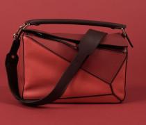 Handtasche 'Puzzle Bag Medium' Rot