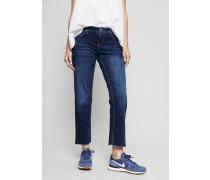 Jeans 'Loana' Mittelblau