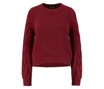 Cashmere-Pullover 'Estell' Cherry