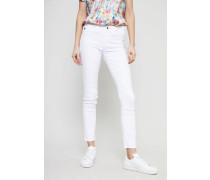 Skinny Jeans 'The Prima' Weiß