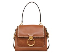 Handtasche 'Tess Day Crafted' Tan