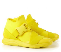 Sneaker 'High Top Sneaker' Yellow