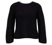 Cashmere-Seiden-Pullover 'Shalena' Dunkelblau