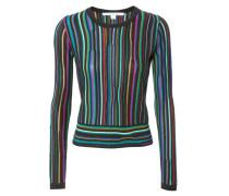 Pullover 'Arisha' Schwarz/Multi