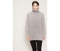Oversized Pullover 'Disa' Grey Melange