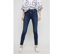 High Rise Skinny Jeans 'Rocket' Rivial