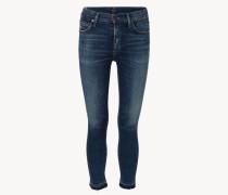 Skinny Jeans 'Rocket' Mittelblau