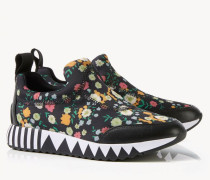 Sneaker 'Jupiter Slip-on' Schwarz/Multi