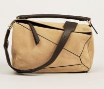 Handtasche 'Puzzle Bag Medium' Gold