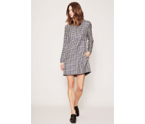 Seiden-Tunikakleid mit Print 'Renee Dress' Multi