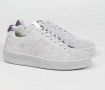 Veloursleder-Sneaker 'Ace' Cement