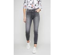 Jeans 'Alana High Rise' Grau