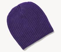Mütze 'Minna' Violett