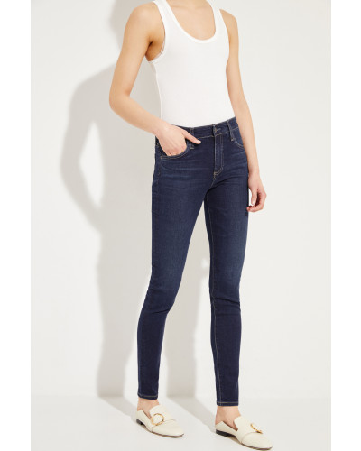 Skinny Jeans 'The Farrah' Blau