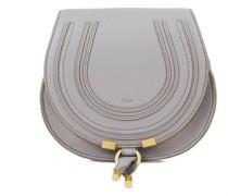 Umhängetasche 'Marcie Saddle Small' Cashmere Grey