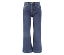 Jeans 'High Rise Cropped'