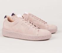 Velourleder-Sneaker