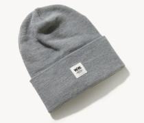 Mütze 'Gerald' Grau