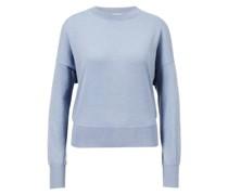 Cashmere-Pullover Hellblau