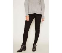 Skinny-Jeans 'Empire' Schwarz