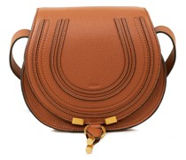 Umhängetasche 'Marcie Small Saddle' Tan