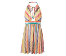 Mini-Kleid mit Print Multi