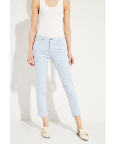 Jeans 'The Prima Cropped' Hellblau