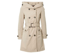 Trenchcoat 'W'ms modern Trench' Beige