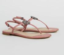 Sandale 'Minnie Liana Flat Sandal' Rosé