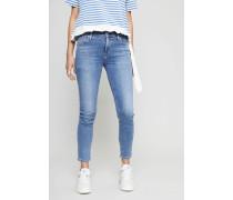 Ultra Skinny Jeans 'Avedon' Blau