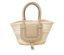 Basket Bag 'Marcie Medium' Pottery Green