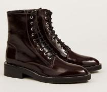 Lackleder Boots '106 Madison Ave' Berdeaux