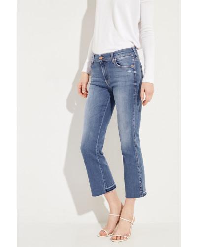 Jeans 'Slim Illusion Figueroa' Blau