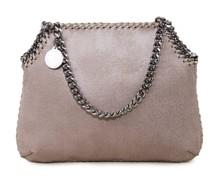 Handtasche 'Medium Falabella' Ash Grey