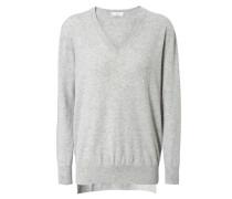 Cashmere-Pullover 'Sabry' Hellgrau