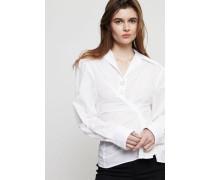 Bluse 'La Chemise Maceio' Off White