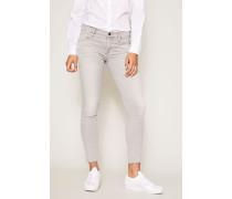 Ultra Skinny Jeans 'Avedon Ankle' Grau