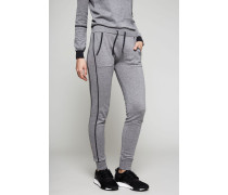 Leichte Jogginghose Grey Melange