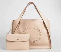Shopper mit Stella-Logo 'Tote Bag' Powder