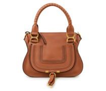 Handtasche 'Marcie Top Handle Small' Tan