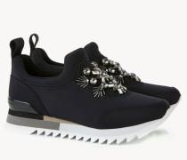 Sneaker 'Rosas Embellished' Schwarz/Multi