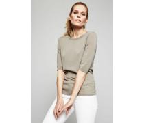 Cahmere-Shirt 'Lynn' Savanne