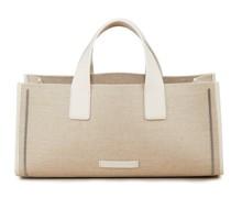 Große Handtasche mit Monili-Detail